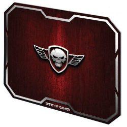 Spirit of Gamer Winged Skull Red egérpad
