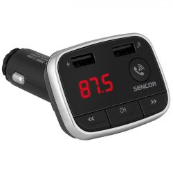 Sencor SWM3500 Bluetooth/MP3 autós FM Transmitter