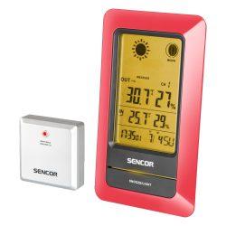 Sencor SWS200RD időjárás állomás