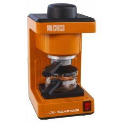 Szarvasi SZV612/3 presszó kávéfőző narancssárga