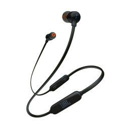 JBL T115BTBLK Bluetooth fülhallgató, fekete
