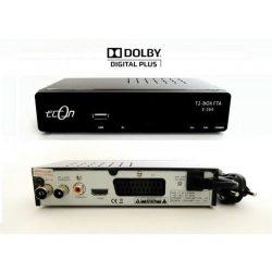 Econ T2-BOX FTA HEVC E-265 DVB-T/T2 beltéri egység
