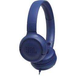 JBL T500 BLU mikrofonos fejhallgató