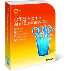 Microsoft Office 2010 Home and Business magyar OEM