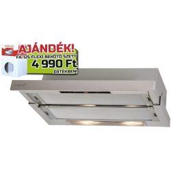 Cata TF5260X/L alu LED beépíthető páraelszívó