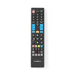 Nedis TVRC41SABK univerzális távirányító Samsung tévékhez