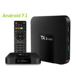 TX3 Mini 2/16GB Android média lejátszó