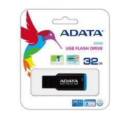 Adata 32GB USB3.1 fekete-kék pendrive