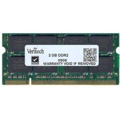 Veritech 2GB 800MHz DDR2 Notebook memoria