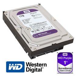 "Western Digital 1TB WD10PURZ  3,5"" merevlemez"