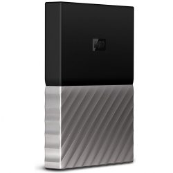 """WD My Passport Black 2TB 2,5"""" külső merevlemez"""