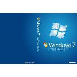 Microsoft Windows 7 Professional 32bit magyar OEM