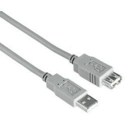 Wiretek WUCBE-5 USB hosszabító kábel 5m