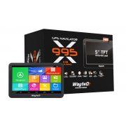 "WayteQ X995BT HD 5"" Android GPS"