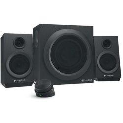 Logitech Z333 2.1 40W Fekete hangszóró
